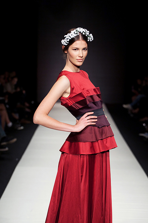 Prague Fashion Weekend 2012