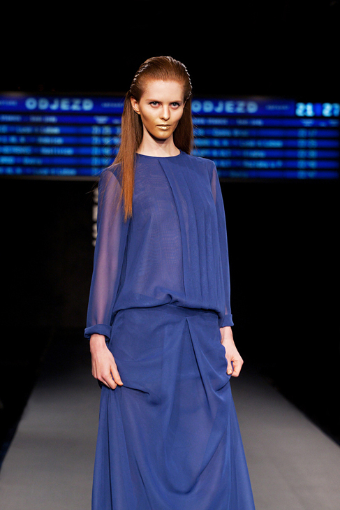 Shooting Fashion Stars 2013 - Lucie Králová