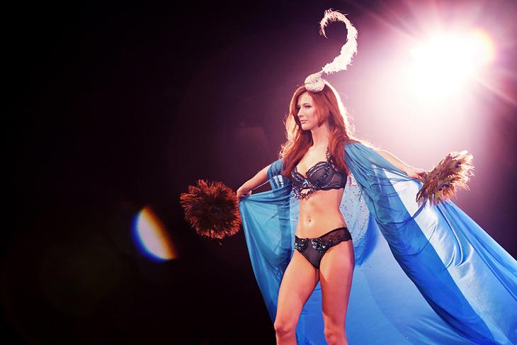 Top Secret Fashion show 2012