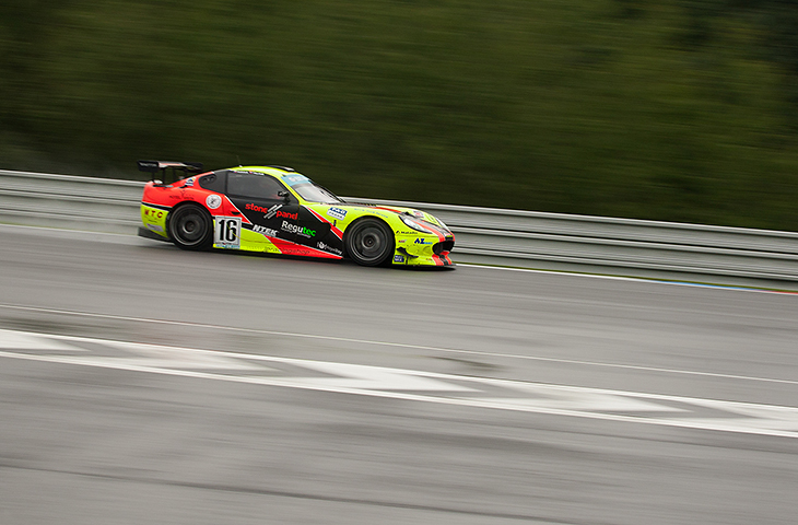 Masaryk racing days 2014