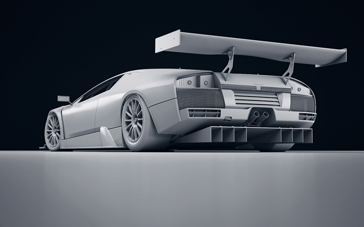 Lamborghini Murcielago RGT GT1 ´07