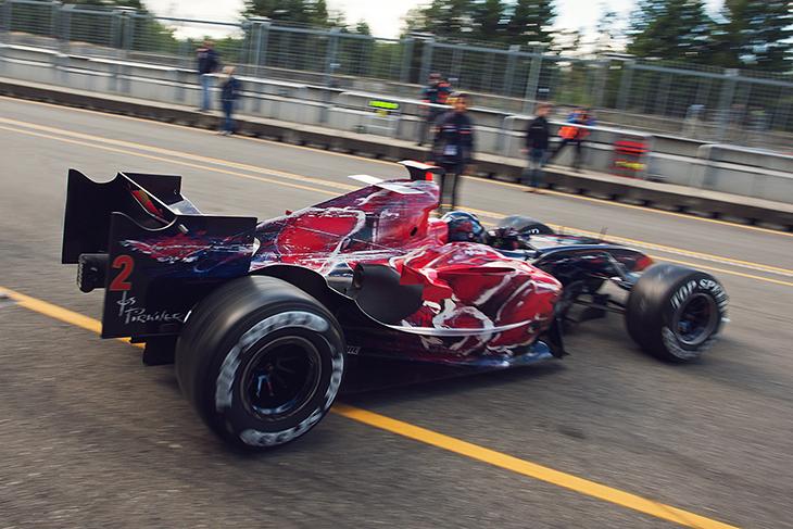 BOSS GP 2015 Brno