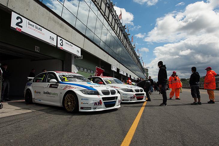 Fia ETCC 2015 Brno